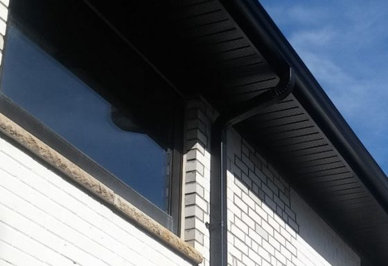Eavestrough, Soffits & Fascia